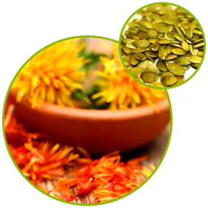 Safflower Seed Oil Powder