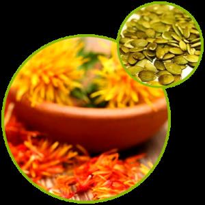 Safflower Seed Oil Powder