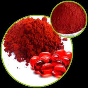 Astaxanthin - Microalga Haematococcus Pluvialis Extract